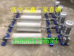 旋转式清扫器厂家 清扫器 电动滚刷式清扫器