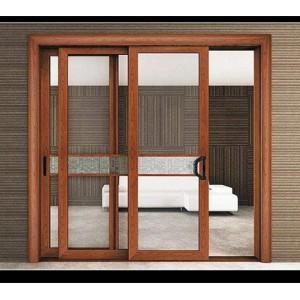 泰州铝包木门窗铝木阳光房
