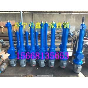 厂家最低价直销电动液压推杆 DYTP整体直式电液推杆