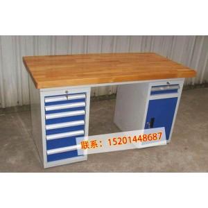 供应格诺重型榉木工作台 实木工作桌