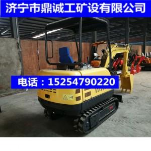 辽宁朝阳小型微型小挖机出售 鼎诚果园挖机 履带式液压挖掘机