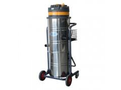 粮食面粉加工厂吸超细粉尘颗粒物用工业吸尘器 依晨工业吸尘器厂家