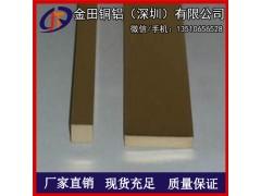 铜排厂家 H65黄铜条价格 H62环保黄铜排 扁排、铜块