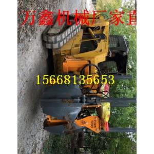 济宁万鑫厂家直销 大型挖树机