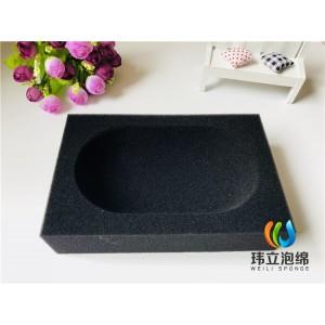 eva海绵包装内盒 EVA雕刻成型 海绵内托盒子定制