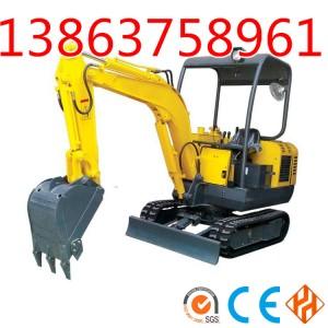 DLS830-9B小型履带式液压挖掘机产品特点