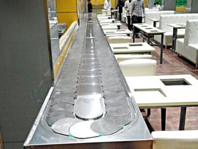 保山回转式小火锅设备 自助旋转火锅设备价位