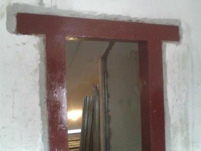 大兴区榆垡镇承重墙开门粘钢加固介绍/施工方法
