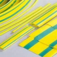 供应黄绿双色热缩管-广州沃尔特生产厂家