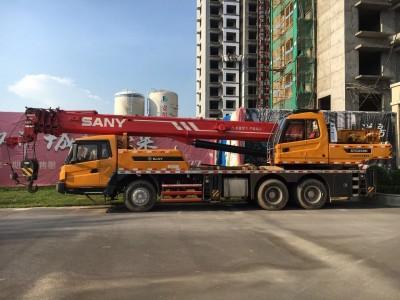 急购二手20吨25吨50吨70吨吊车
