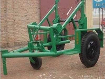 贵州电缆放线车供应厂家 液压电缆放线车 机械电缆拖车