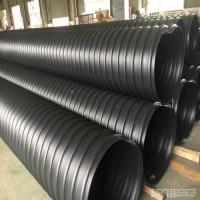 开封通许钢带增强波纹管地埋排污管
