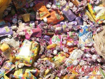商检不合格进口食品在哪销毁上海食品销毁哪家好浦东销毁过期可乐