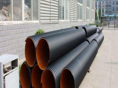 HDPE钢带波纹管的用处