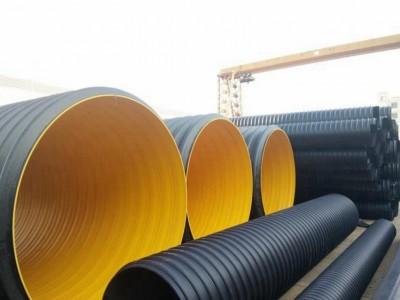500-600钢带波纹管厂家价格