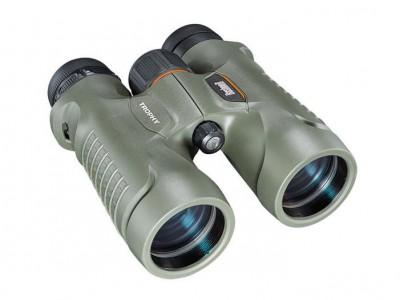 博士能奖杯10x42双筒望远镜防水防雾高清2017新款