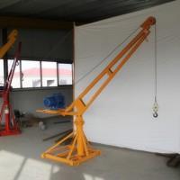 建筑小吊机批发 东弘起重销售 简易吊机长期生产销售