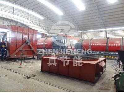 郑州威尼斯人平台网址发酵饲料烘干设备新款三级干燥机芯
