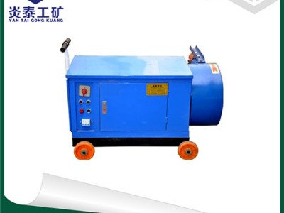 供应HJB系列挤压式注浆泵 hjB-2hjb-5注浆泵
