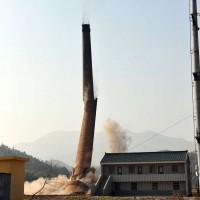 砖窑厂烟囱拆除公司