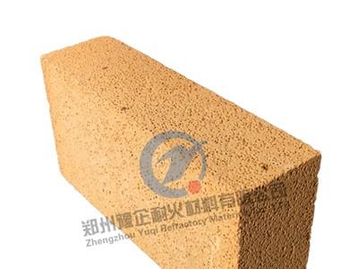 厂家热销窑炉内衬用 高铝聚轻保温砖 高温耐磨 郑州豫企现货