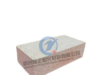 厂家热销窑炉内衬用 轻质莫来石保温砖 高温耐磨 郑州豫企现货