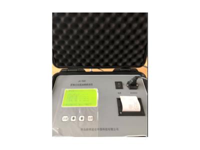 山东青岛油烟预防项目LB-7022在线油烟检测仪现场数据监测