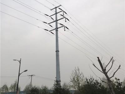 钢杆打桩工程 钢杆基础打桩工程 电力钢杆打桩工程