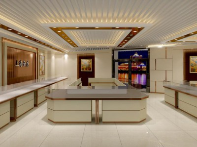 山东奢侈品展柜,橱窗展示柜-珠宝展柜-纯一高端展柜定制大师