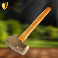 1.4kg/3P黄铜八角锤木柄/防爆工具