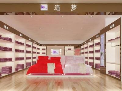 济南纯一装饰工程有限公司 济南纯一家纺烤漆展柜设计制作