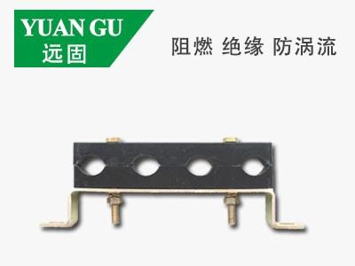 胶州五孔电缆固定支架厂家,YGF-53多孔电缆夹具哪家好