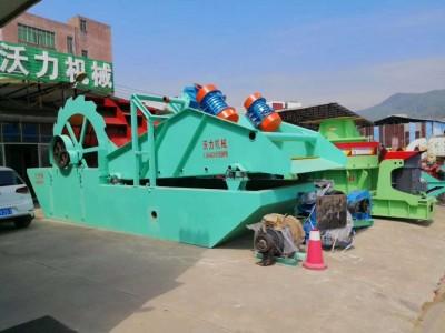 要想制砂产量高请用沃力广东洗砂机 厂家直销