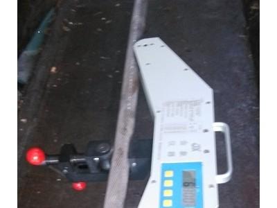 拉索测力仪 钢丝绳张紧力检测仪 预应力拉索测力仪