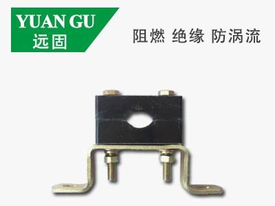 江苏YGD-14黑色高品质电缆夹具,远能电缆固定夹全国包邮