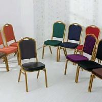 酒店椅子将军椅批发宴会椅子饭店大圆桌椅婚庆培训会议椅贵宾椅