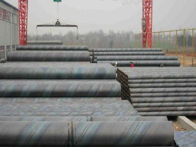 山东薄壁螺旋钢管820*10生产厂家