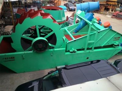 沃力机械 广东洗砂机具有出色的性能 厂家直销