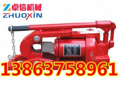 QX48/30液压钢丝绳切断机  维护保养事项