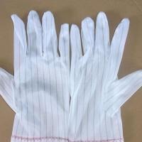 威尼斯人平台网址东莞防静电条纹手套专业生产厂家