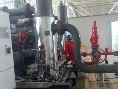 供暖管道保温施工公司不锈钢铝板外护设备保温工程