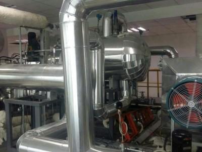 玻璃丝布管道保温工程专业承包队铝板设备保温安装
