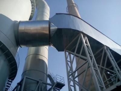 玻璃棉设备保温工程公司高温设备白铁皮保温施工