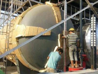 玻璃棉岩棉设备罐体保温专业施工队管道保温施工