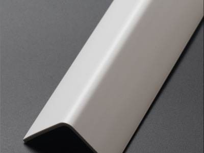 重庆洋欧耀护墙板护角厂家销售 双色PVC护墙角 单色护角