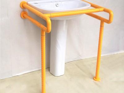 洗手盆面盆脸盆残疾人卫生间洗手台防滑尼龙抗菌扶手