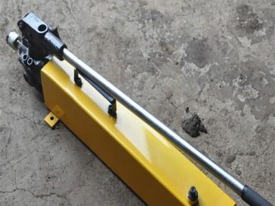 SYB系列手动油泵山东生产厂家  手动油泵价格及性能