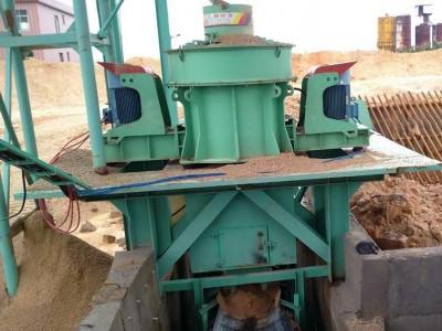 沃力机械 湖南益阳河卵石制砂机独特的性能优势
