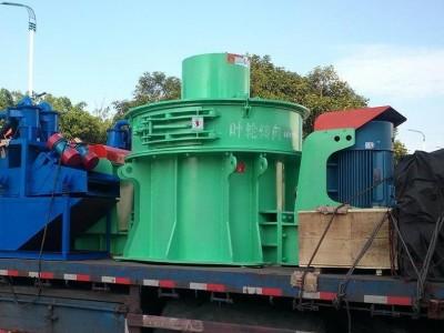 沃力机械 提高湖南益阳河卵石制砂机产量的方式有哪些