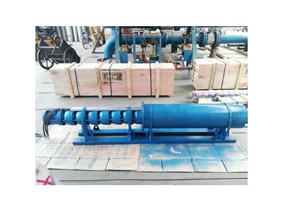 天津大流量卧式深井泵-耐高温井用潜水泵
